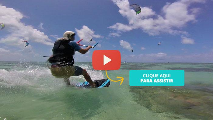 curso de kite surf